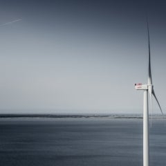 World's Biggest Wind Turbine, a 9MW Behemoth Off Denmark's Shores Breaks all Records