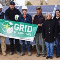 Wells Fargo Gives $2M to GRID for Solar Projects and Jobs in Low-Income Communities