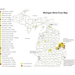 Michigan Reaches 10% Renewables Goal as Renewables Become Cheaper Than Coal