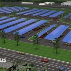 Michigan State Univ.'s Solar Carports to Save $10M Over 25 years