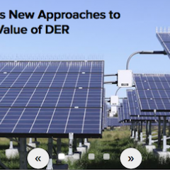New York Takes Next Steps in Implementing Value of Solar, Distributed Resources Rates