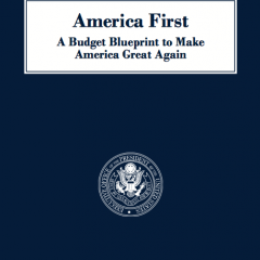 "Trump's ""America First"" Budget Proposal—Sad!—Puts America Behind on Climate, Energy"