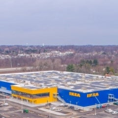With Completion of Latest Store in Ohio 90% of Ikea's US Rooftops Have Solar