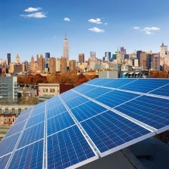 Big Apple Shines With More Than 100MWs of Rooftop Solar