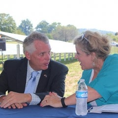 VA Gov. McAuliffe Reports Solar Jobs Market Explosion, Workforce Grows 65% in 2016