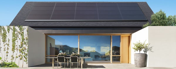 Tesla S Solar Roof Tiles Aren T Here Yet But Its New Low Profile Rooftop Is