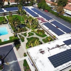 Sleeping on the sun in Silicon Valley with Ramada
