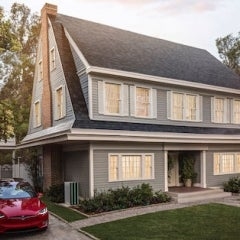 Tesla Introduces Pricing for its Solar Roof at Less Than a Standard Roof