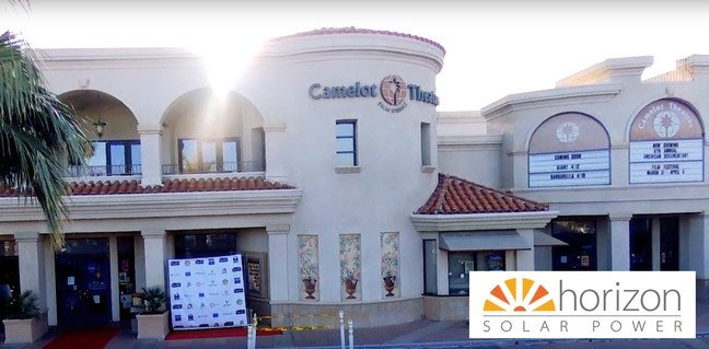 Camelot Theatres. Courtesy Camelot Theatres