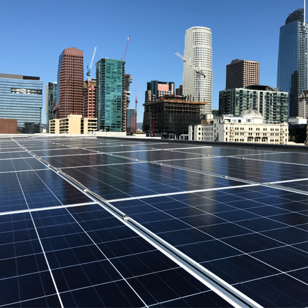 Hanover Olympic Becomes First Net Zero Rentals In Los Angeles
