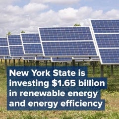 New York Gov. to Create 40,000 Clean Energy Jobs in Next 3 Years With $1.5B Investment