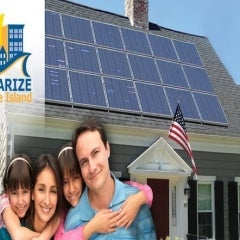 Solarize Rhode Island Campaign 2017 in Full Swing in Cranston