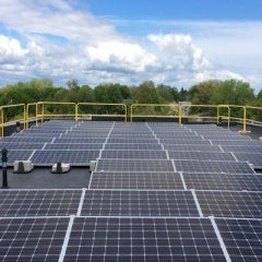 Potluck Energy, SunBug's First Community Solar Project in Somerville, MA Sold Out