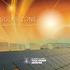 Cogenra Solar Installs 227 KW Hybrid Array at University of Arizona's Solar Zone
