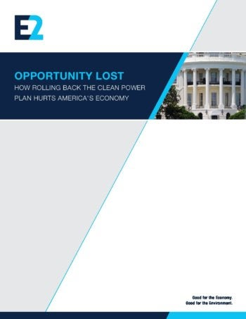 Opportunity Lost cover. Courtesy E2