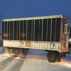 Off-grid Solar Hybrid Water Heating Helps Arctic Circle Alaskans Grow Produce Year-Round