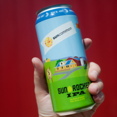 Rock Art Brewery Wants you to Enjoy its Sun-Kissed Suds, Now Brought to you by Solar