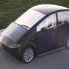 Sono Motors Unveils Self Charging, Solar Powered EV With 155 Mile Range