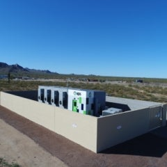 APS Replaces Outdated Infrastructure With 8MWh of Battery Storage in Rural Arizona
