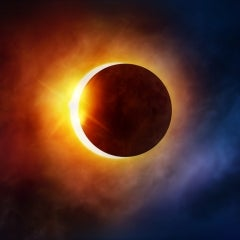 The Electric Grid Won't Fail During Solar Eclipse With Solar Power Online