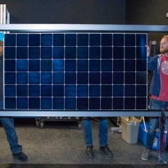 SunPower Research Line in CA Pushes Silicon Solar Panels Beyond 25% Efficiency