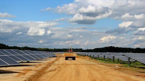 Duke Energy Scores 24 9 Mw Solar Farm At Old Golf Course On Long Island Ny