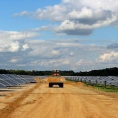 Duke Energy Scores 24.9 MW Solar Farm at old Golf Course on Long Island, NY