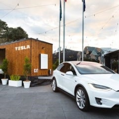 Tesla Showcases Solar Tech in Tiny House With Australian Tour