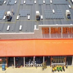 Home Depot is Installing 11.9 MWs of Solar Across 30 Retail Locations in the US