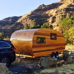 Homegrown Trailers Releasing Stunning Solar-Powered Timberline RV Trailer