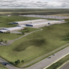 Apple's Latest Data Center Green From Day-One With Renewable Energy