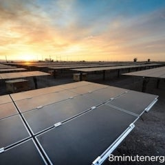 26 MWs From Redwood Solar 4 Project Electrifying PG&E's Solar Choice Program in Cali