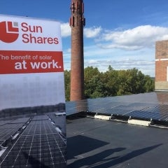 Sun Shares Launches Community Solar at the Workplace in Vermont