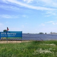 Lapeer Solar Park Generating 60 MWs of Energy for DTE Energy