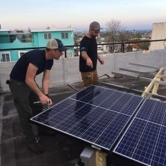 Solar Power Offering More Relief to Disaster Recovery Efforts in Perto Rico