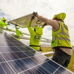 Florida's Largest Utility Surpasses Halfway Point on Aggressive Solar Build out