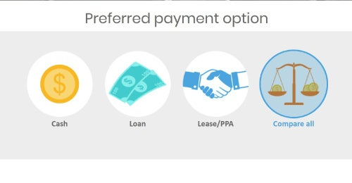 preferred payment option