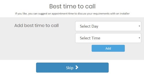 best time to call