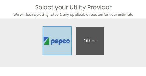 choose utility provider