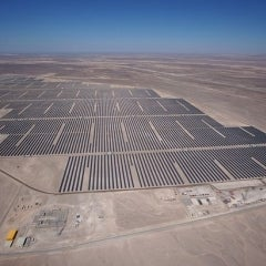 World's Cheapest Solar Power Farms Will be Built in Mexico