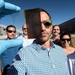 NREL Develops Material That Darkens, Produces Power When hit by Sunlight