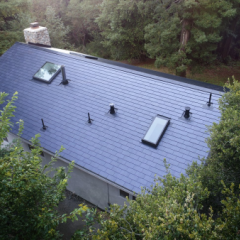 Tesla's Solar Roof Closer to Seeing Light as Panasonic Begins Manufacturing