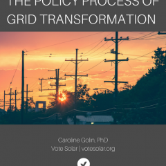Solar, Clean Energy Need Electric Grid Transformation to Grow, new White Paper