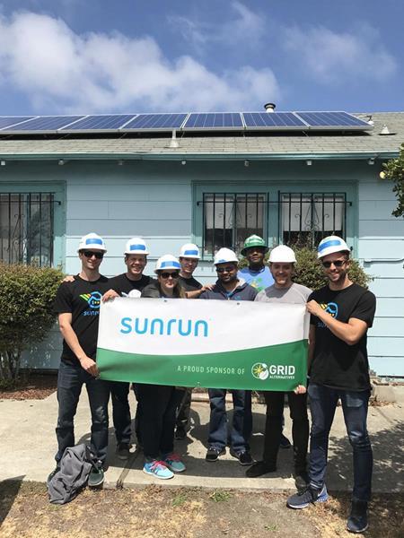 Sunrun, GRID Alternatives Take Solar Job Training Partnership Nationwide