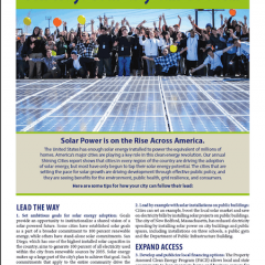 SolarReviews Weekly News: 180+ Mayors Push for Solar, Utah Protects Rooftop Solar, More