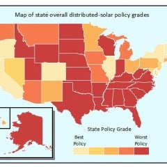 Throwing Shade Shows 10 States Still Failing on Rooftop Solar