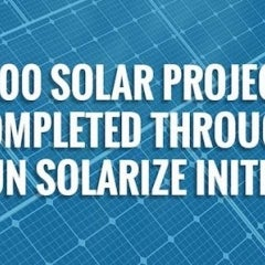 Solarize Works in New York, Leads to 2,400+ Solar Installations Totaling 19.5 MWs