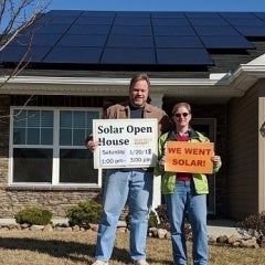 National Solar Tour of Homes Grow in 2018 as Solar United Neighbors, ASES Ally
