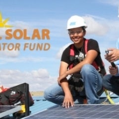 Tribal Solar Accelerator to Support Solar on Tribal Lands With $5M From Wells Fargo