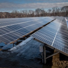Dirty Coal Power Replaced by Community Solar, Energy Storage in Massachusetts